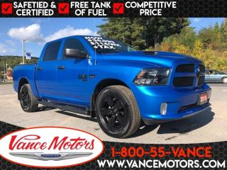 Used 2019 RAM 1500 Classic Express Blackout 4x4 for sale in Bancroft, ON