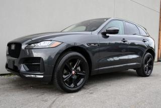 Used 2017 Jaguar F-PACE 35t R-Sport AWD for sale in Vancouver, BC