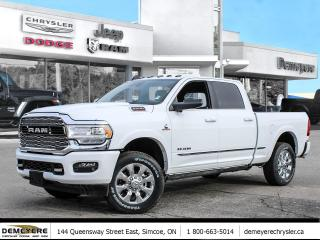New 2020 RAM 2500 LIMITED | DIESEL | SUNROOF | LEATHER for sale in Simcoe, ON