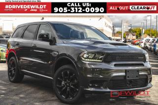 New 2020 Dodge Durango GT | BLACKTOP | SUNROOF | NAV | for sale in Hamilton, ON