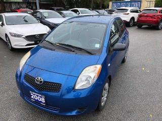 Used 2008 Toyota Yaris 3-door Hatchback 5M for sale in Burnaby, BC