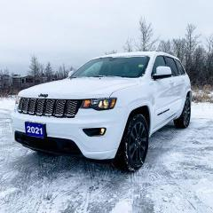 New 2021 Jeep Grand Cherokee Altitude for sale in Kapuskasing, ON