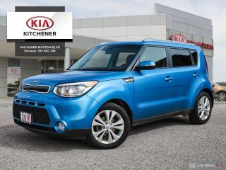 Used 2016 Kia Soul EX+, CARFAX CLEAN!!! for sale in Kitchener, ON