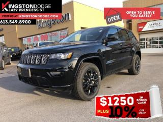 New 2021 Jeep Grand Cherokee Altitude | Power Liftgate | Remote Start | Trailer for sale in Kingston, ON