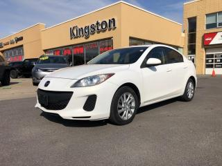 Used 2012 Mazda MAZDA3 GS-SKY - Sunroof, Bluetooth, 16 Inch Alloys! for sale in Kingston, ON