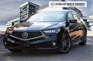 Used 2018 Acura TLX 2.4L P-AWS w/Tech Pkg A-Spec No Accident| Dealer S for sale in Thornhill, ON