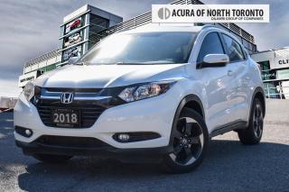 Used 2018 Honda HR-V EX-L Navi 4WD CVT No Accident| Back-Up Camera| Blu for sale in Thornhill, ON