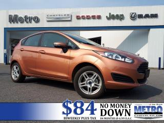 Used 2017 Ford Fiesta SE VERY LOW KMs for sale in Ottawa, ON