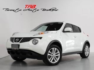 Used 2011 Nissan Juke SV I LOCAL VEHICLE I CLEAN CARFAX for sale in Vaughan, ON