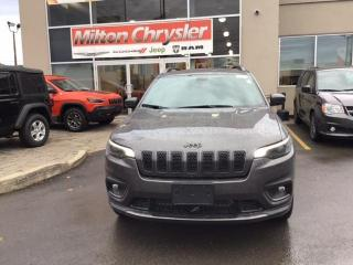 New 2021 Jeep Cherokee 80TH ANNIVERSARY / TOW PKG / ALPINE SOUND for sale in Milton, ON