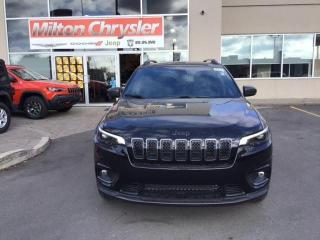 New 2021 Jeep Cherokee 80TH ANNIVERSARY 4X4 / TOW PKG/NAV/ALPINE for sale in Milton, ON