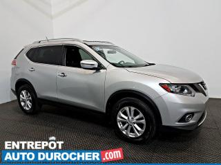 Used 2016 Nissan Rogue SV TOIT OUVRANT - A/C - Caméra de Recul for sale in Laval, QC