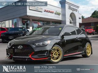 Used 2020 Hyundai Veloster N Custom Rims for sale in Niagara Falls, ON