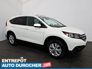Used 2014 Honda CR-V EX-L AWD TOIT OUVRANT - A/C - Caméra de Recul for sale in Laval, QC