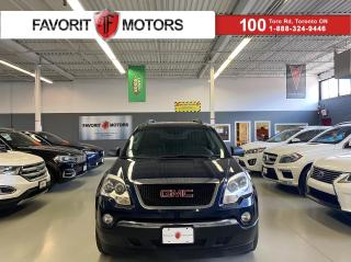 Used 2012 GMC Acadia SLE AWD *CERTIFIED!*|8 PASSENGER|SIRIUSXM|ALLOYS|+ for sale in North York, ON