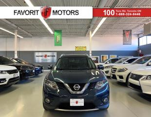 Used 2015 Nissan Rogue SL AWD|NAV|BOSE|360CAM|PANOROOF|LEATHER|SAFETYTECH for sale in North York, ON