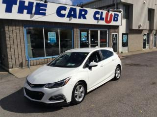 Used 2017 Chevrolet Cruze LT HATCH! RS! for sale in Ottawa, ON