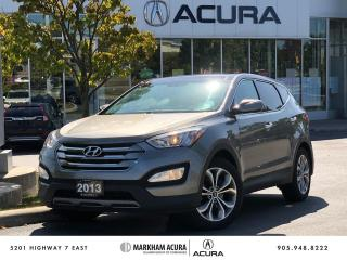 Used 2013 Hyundai Santa Fe 2.0T AWD SE for sale in Markham, ON