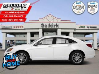 Used 2011 Chrysler 200 200 Touring - Heated Seats for sale in Selkirk, MB