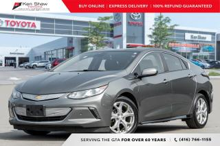 Used 2017 Chevrolet Volt for sale in Toronto, ON