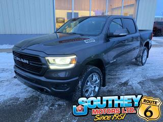 New 2020 RAM 1500 Big Horn North Edition for sale in Southey, SK