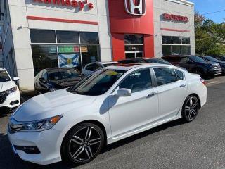 Used 2017 Honda Accord Sedan Sport H/S for sale in Sydney, NS