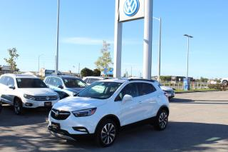 Used 2018 Buick Encore 1.4L Essence AWD for sale in Whitby, ON