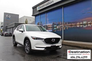 Used 2017 Mazda CX-5 GT - Locally Driven, Non Smoker, AWD SUV! for sale in Vancouver, BC