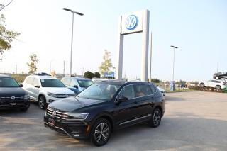 Used 2018 Volkswagen Tiguan 2.0L TSI Highline 4MOTION for sale in Whitby, ON