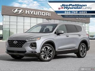New 2020 Hyundai Santa Fe Ultimate for sale in Surrey, BC
