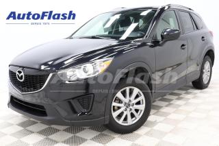 Used 2015 Mazda CX-5 GX *FWD *M6 *Mags *Bluetooth for sale in Saint-Hubert, QC