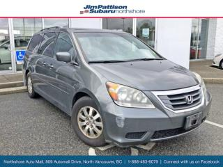 Used 2008 Honda Odyssey EX-L for sale in North Vancouver, BC