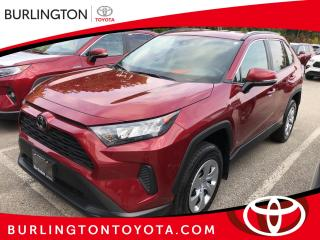 New 2020 Toyota RAV4 LE AWD for sale in Burlington, ON