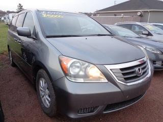 Used 2009 Honda Odyssey (WHOLESALE) for sale in Charlottetown, PE