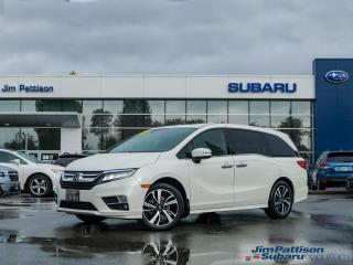 Used 2018 Honda Odyssey Touring - 41000KM. for sale in Port Coquitlam, BC