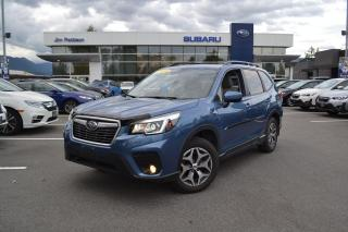 Used 2019 Subaru Forester 2.5i Convenience AWD 30600KM for sale in Port Coquitlam, BC