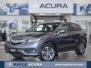 Used 2018 Acura RDX ELITE for sale in Maple, ON