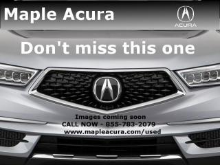 Used 2017 Acura RDX Tech (A6) for sale in Maple, ON