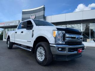 Used 2017 Ford F-350 XLT FX4 4WD LB DIESEL POWER SEAT REAR CAMERA for sale in Langley, BC