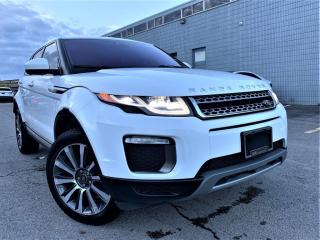 Used 2016 Land Rover Evoque HUD|MOON ROOF|NAVI|HEATED SEATS|REAR VIEW|PARKING SENSORS! for sale in Brampton, ON