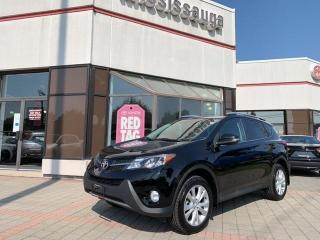 Used 2015 Toyota RAV4 LIMITED  for sale in Mississauga, ON