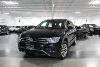 Used 2019 Volkswagen Tiguan 4MOTION NO ACCIDENTS I REAR CAM I HEATED SEATS I CRUISE I BT for sale in Mississauga, ON