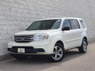 Used 2014 Honda Pilot 4WD|8 Passenger| FINANCING AVAILABLE for sale in Mississauga, ON