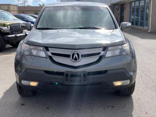 Used 2009 Acura MDX FULLY LOADED TOURING AWD 4dr Tech/Ent Pkg/ 1YEAR Warranty for sale in Brampton, ON