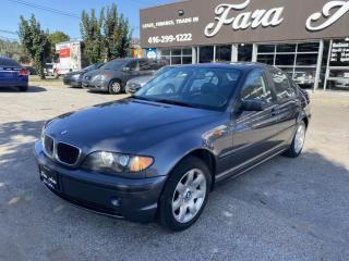 Used 2002 BMW 325xi 325xi 4dr Sdn AWD for sale in Scarborough, ON