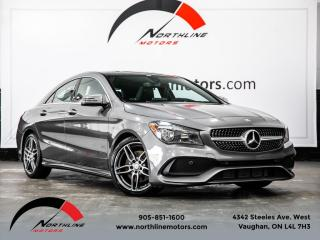 Used 2017 Mercedes-Benz CLA-Class CLA250 4MATIC|AMG Sport|Navigation|Camera|Blindspot for sale in Vaughan, ON
