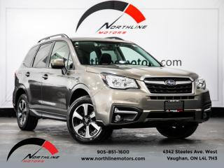 Used 2017 Subaru Forester 2.5i Touring|EyeSight|Blindspot|Adaptive Cruise|Camera for sale in Vaughan, ON