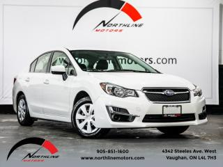 Used 2016 Subaru Impreza 2.0i|AWD|Backup Camera for sale in Vaughan, ON