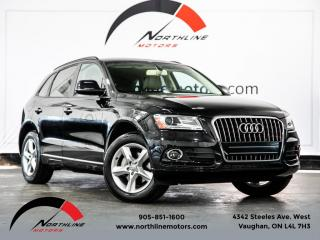 Used 2015 Audi Q5 2.0T Quattro|Komfort|Heated Leather|Power Trunk for sale in Vaughan, ON