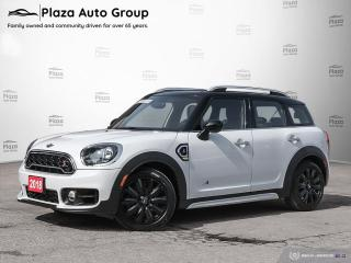 Used 2018 MINI Cooper Countryman Cooper S ALL4 | 6SP | LOW MILEAGE for sale in Richmond Hill, ON